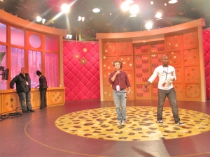The Wendy Williams Show Set