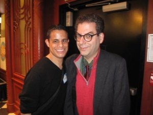 Neal & Michael Musto - 2009 - Click for more MIchael!