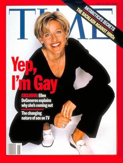 We Salute Ellen DeGeneres