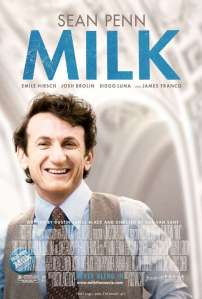 Milk on DVD