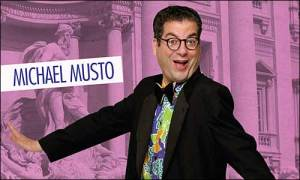 The Brilliant and Witty Michael Musto