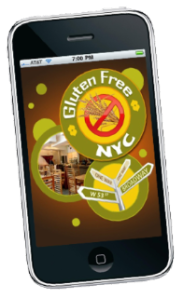 GLUTEN FREE APP!! Watch the Video of Julie and Neal B