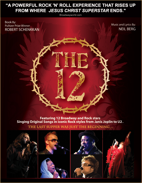 "Neil Berg's ""The 12"""