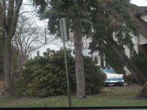 Flood in Bergen County, NJ - March 2010