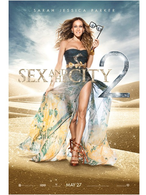 Sex and the City 2 Poster (SATC 2)