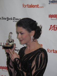 Neal B at the 55th Annual Drama Desk Awards - Catherine Zeta-Jones