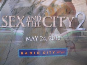 Neal B. at the Sex and the City Premiere - NealB.tv