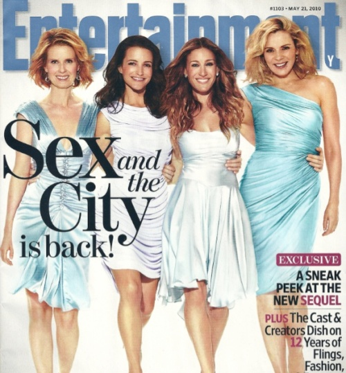 Sex and the City - Entertainment Weekly